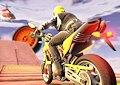 <b>Piste impossibili - Moto rider impossible track