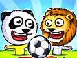 <b>Animali in miniatura - Puppet soccer zoo