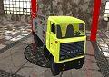 <b>Simulatore di Truck - Simulated truck driving