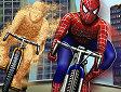 <b>Spiderman vs sandman - Spiderman sandman