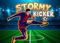 <b>Calcia al volo - Stormy kicker