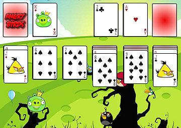 Gioco angry birds solitaire - Angry birds gioco da tavolo istruzioni ...
