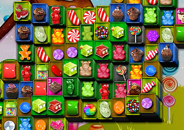 Candy Crush Mahjong