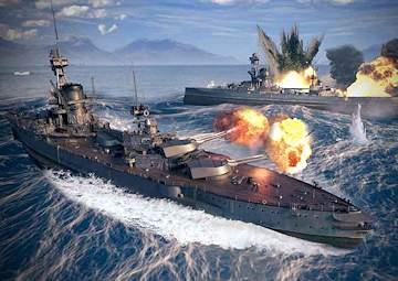 battaglia navale 3d da