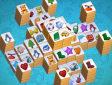 <b>Mahjong con giochi - Mahjong toychest