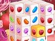 <b>Mahjong 3D con caramelle - Mahjongg dimensions candy