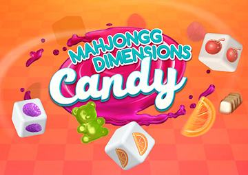 Candy Mahjong Dimension
