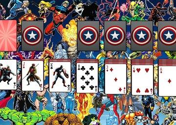 Giochi gratis di supereroi marvel