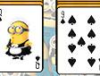 <b>Minions solitario - Minions solitaire