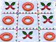 <b>Tris natalizio - Noughts and crosses christmas