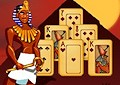 <b>Solitario antico Egitto - Pyramid solitaire ancient egypt