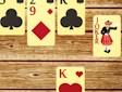 <b>Solitario scozzese - Scottish solitaire