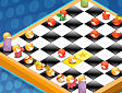 <b>Dama simpatica - Smiley chess