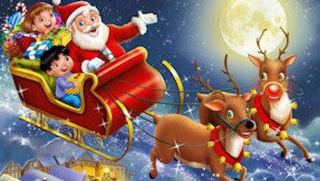 Regali Di Babbo Natale.Fiaba Il Regalo Di Babbo Natale