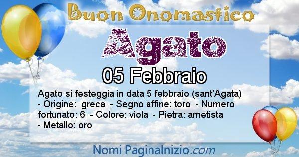 Nome Agato