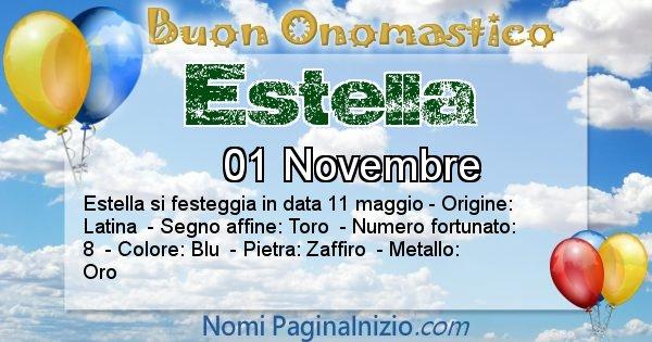 Nome Estella