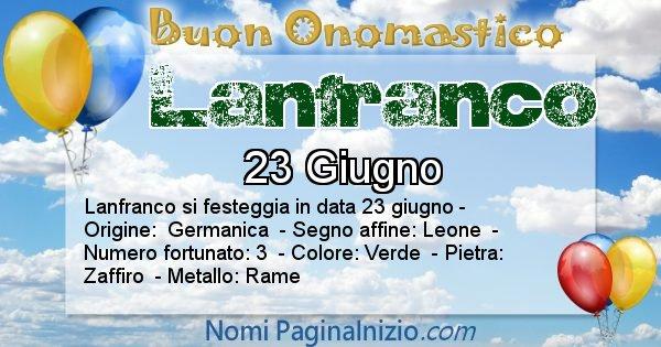 Nome Lanfranco