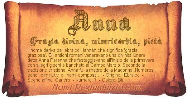 Pergamena col nome https://www.paginainizio.com/nomi/imgnomi/anna.jpg