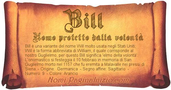 Nome Bill