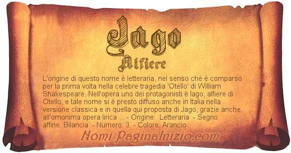 Nome Jago