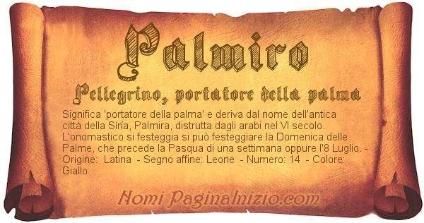 Nome Palmiro
