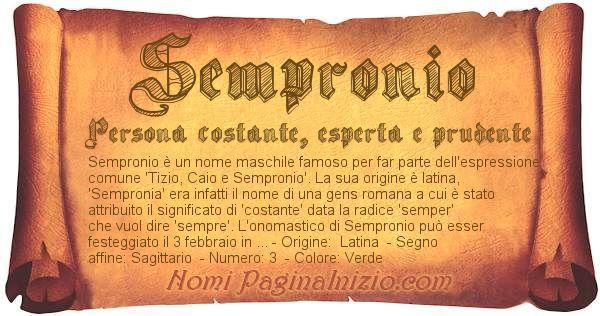 Spazio Rocc52, - Pagina 5 Sempronio
