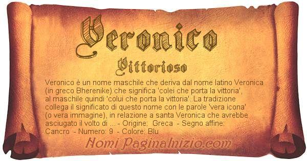 Nome Veronico