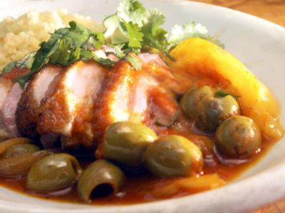 Anatra in Umido con le Olive
