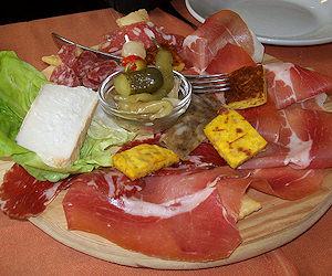 Antipasto made in Italy