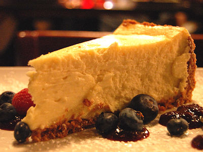 Cheesecake americano