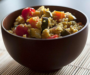 Coucous Vegetariano