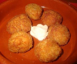 Crocchette patate e scamorza