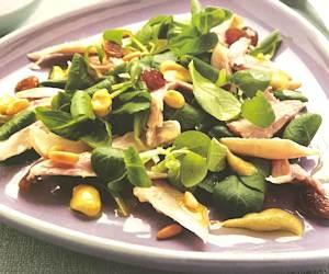 Gallina in insalata alla padovana