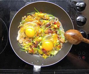 Omelette Fantasia
