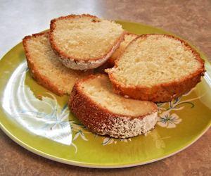 Pan di spagna morbido