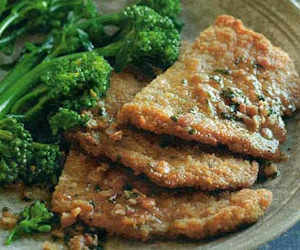 Scaloppine Gratinate