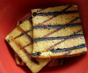 Tofu alla Piastra