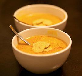 Zuppa di Patate con la Zucca