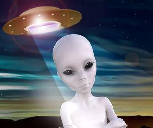 Se fossi un alieno saresti