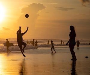 Qual è il tuo gioco da spiaggia?