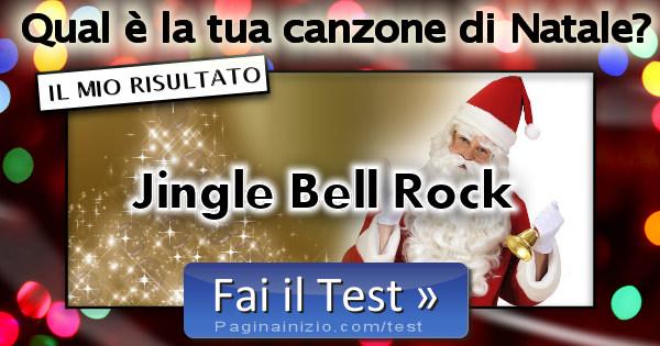 Canzoni Di Natale In Inglese Jingle Bell Rock Immagini Di Natale