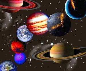 Scopri il tuo pianeta influente