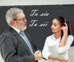Quiz sui verbi terribili