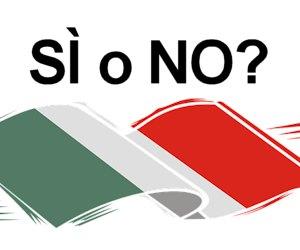 Sì o No, come votare al referendum costituzionale?